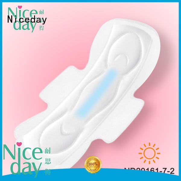 Niceday luxury period pads quickdry for feminine