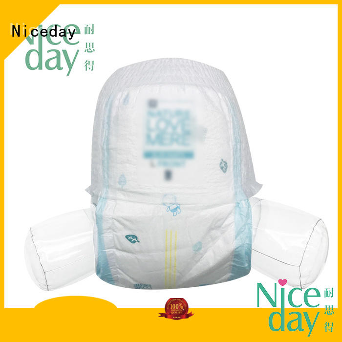 Niceday diape free baby diapers pure for baby