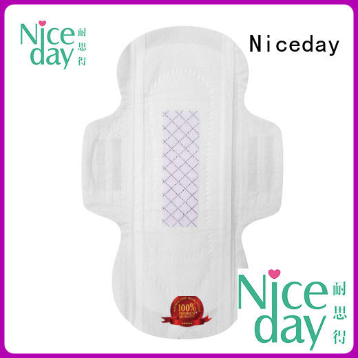 Niceday luxury napkin brands samples for women