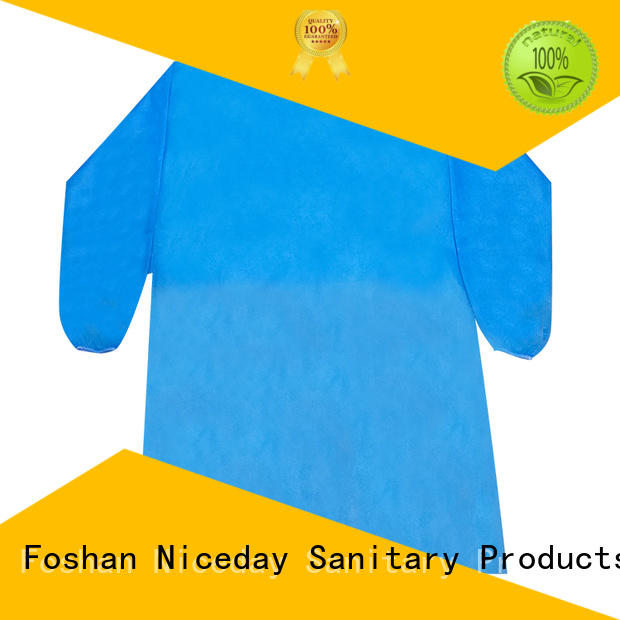 Niceday safety protective clothing company for virus prevention