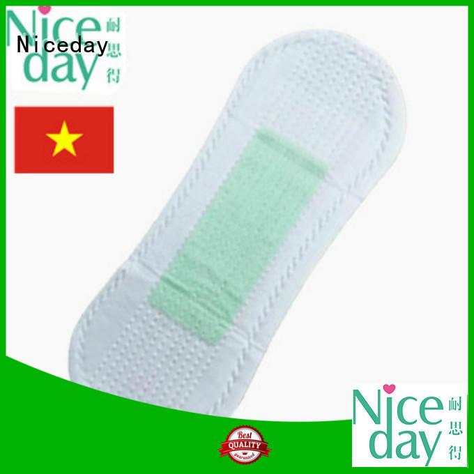 Niceday quality sanitary pads price prevent for feminine