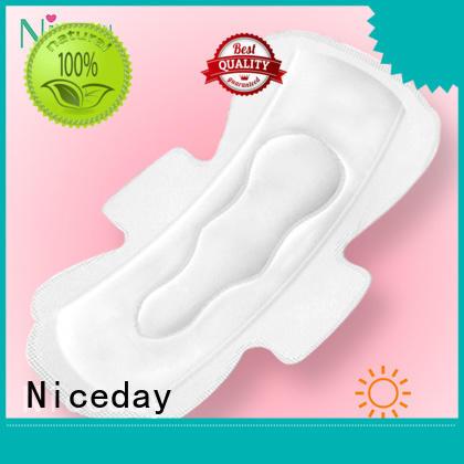 Niceday all cheapest sanitary napkin material for female
