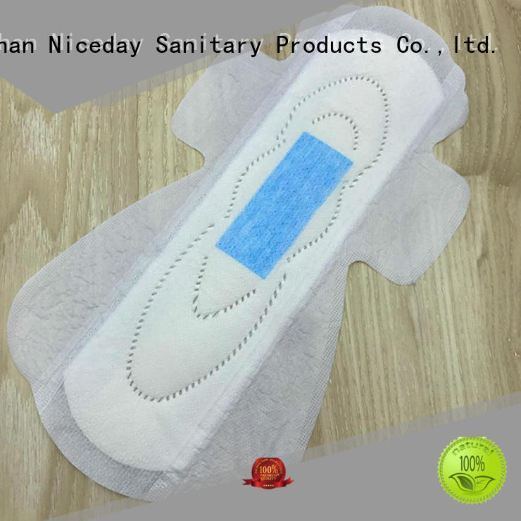 Niceday sanitary menstrual pads anion for period