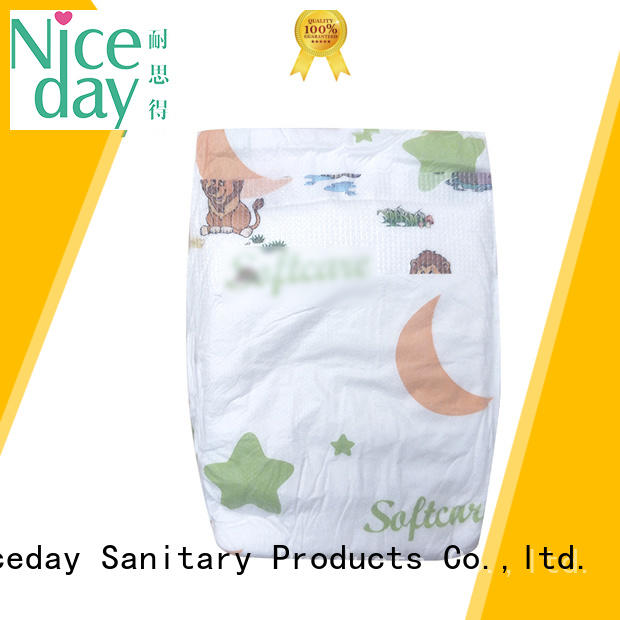 Niceday brand cheap baby diapers baby for baby boy