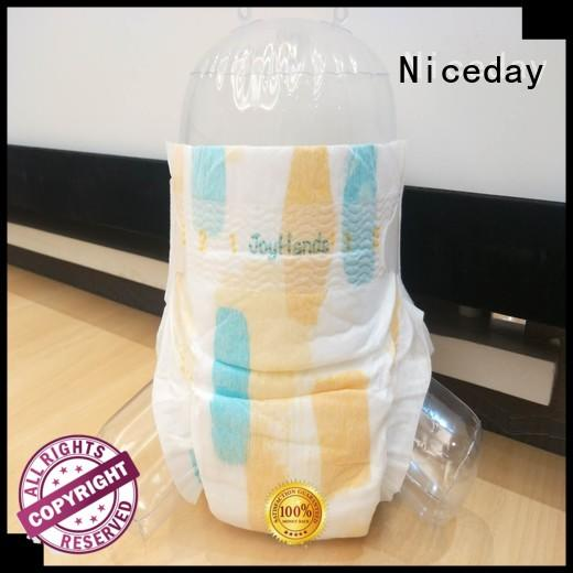 Niceday breathable newborn nappies baby  for baby boy