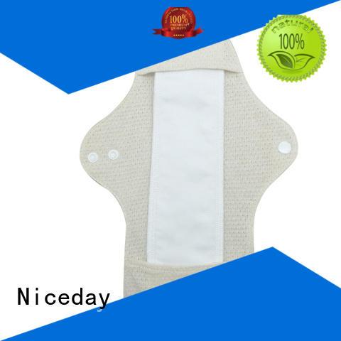 Niceday sanitary waterproof sanitary pads for ladies
