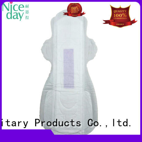 quality sanitary pad cloth absorbtion for female