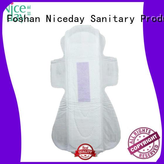 Niceday purple ladies sanitary napkins niceday for girls