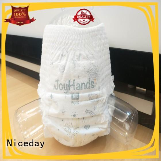Niceday disposable low cost sanitary napkins for baby