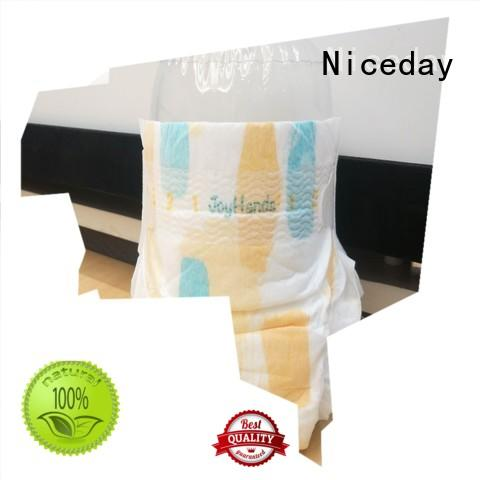Niceday cotton diaper brands price for baby girl