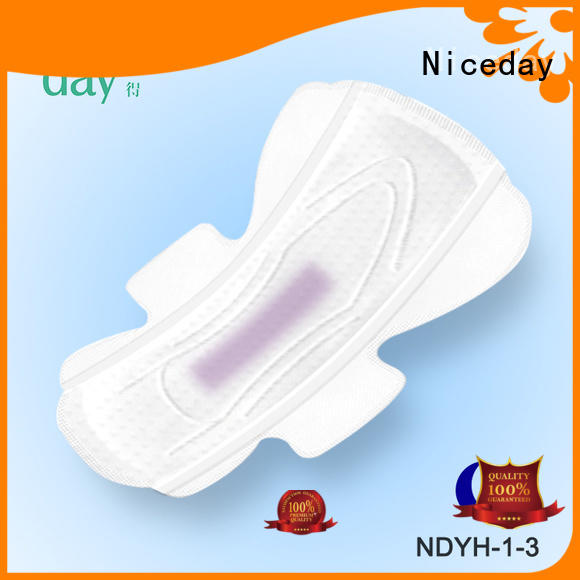 Niceday absorbtion best period pads wings for girls