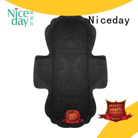 Niceday bamboo napkin pad brand for female