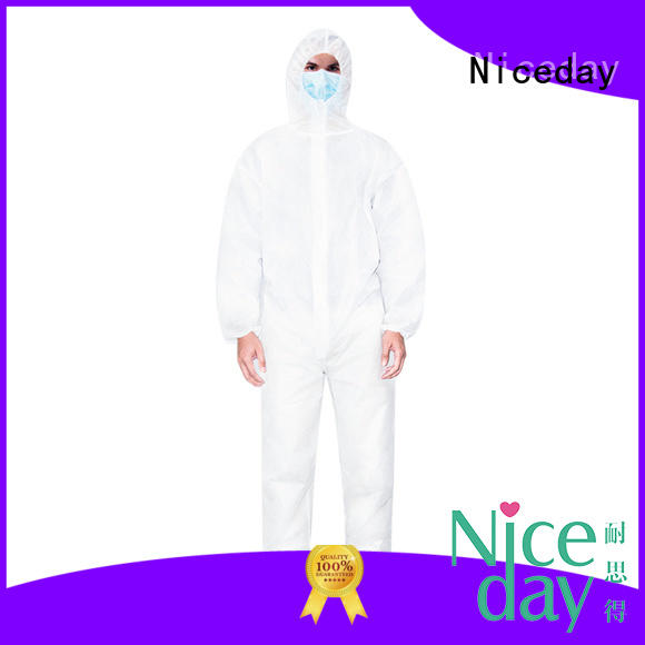 disposable safety coveralls company for nurses