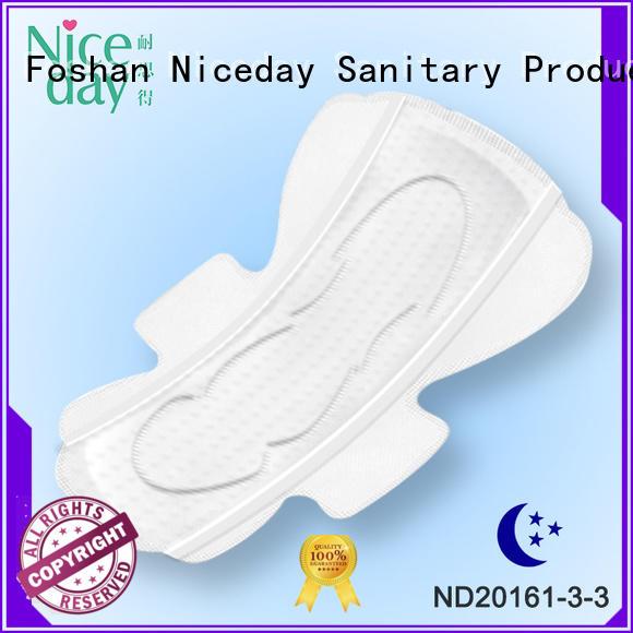 Niceday hygiene sanitary napkin feeling for female