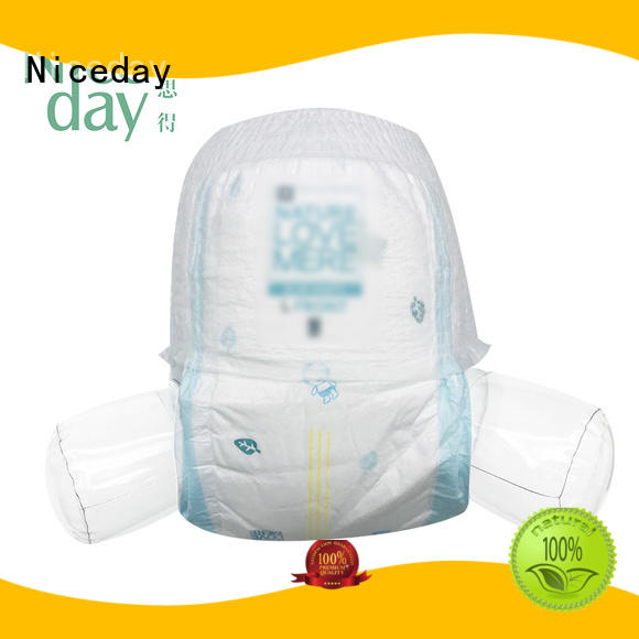 Niceday smart baby diapers lowest price sleeping for baby boy