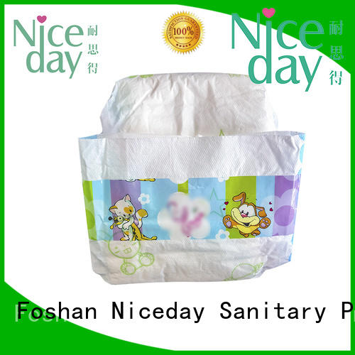 Niceday odm infant diapers dry  for baby