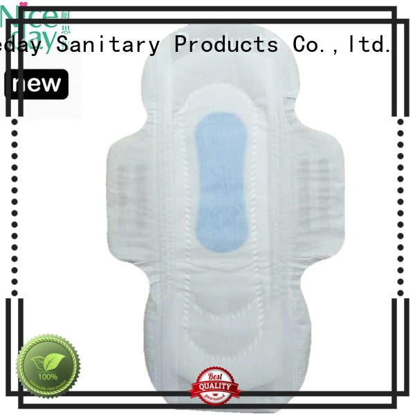 Niceday size disposable sanitary napkin color for women
