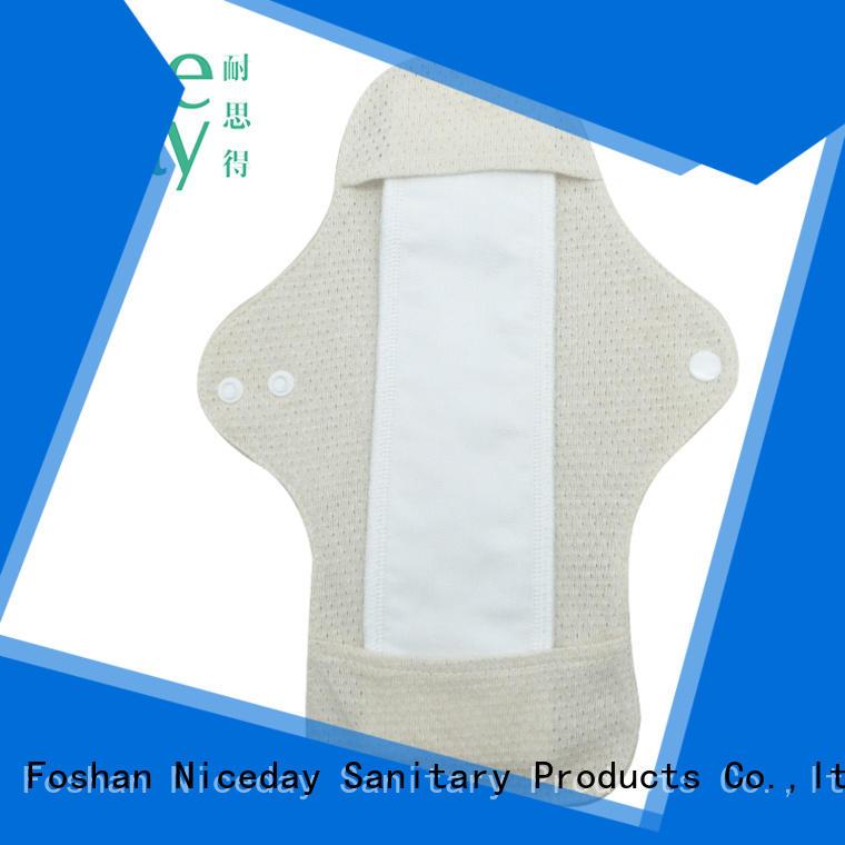 Niceday hygiene best reusable panty liners feminine for women
