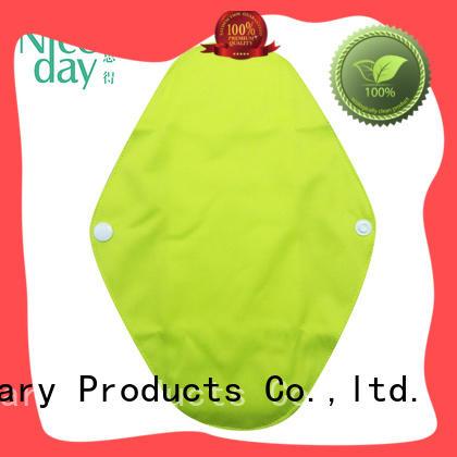 Niceday napkin reusable pads organic for girl