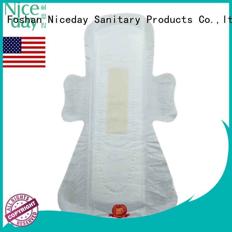 Niceday ultra sanitary towel angel for feminine