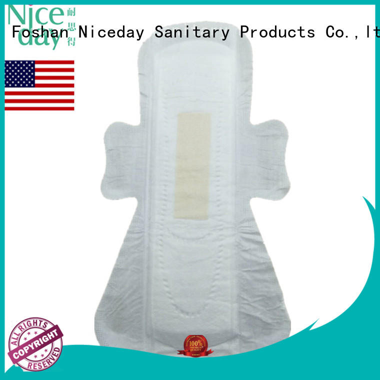 Niceday ultra sanitary towel angel for feminine