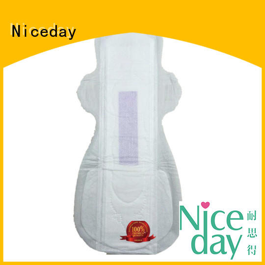 Niceday ultra thick sanitary pads pure for women