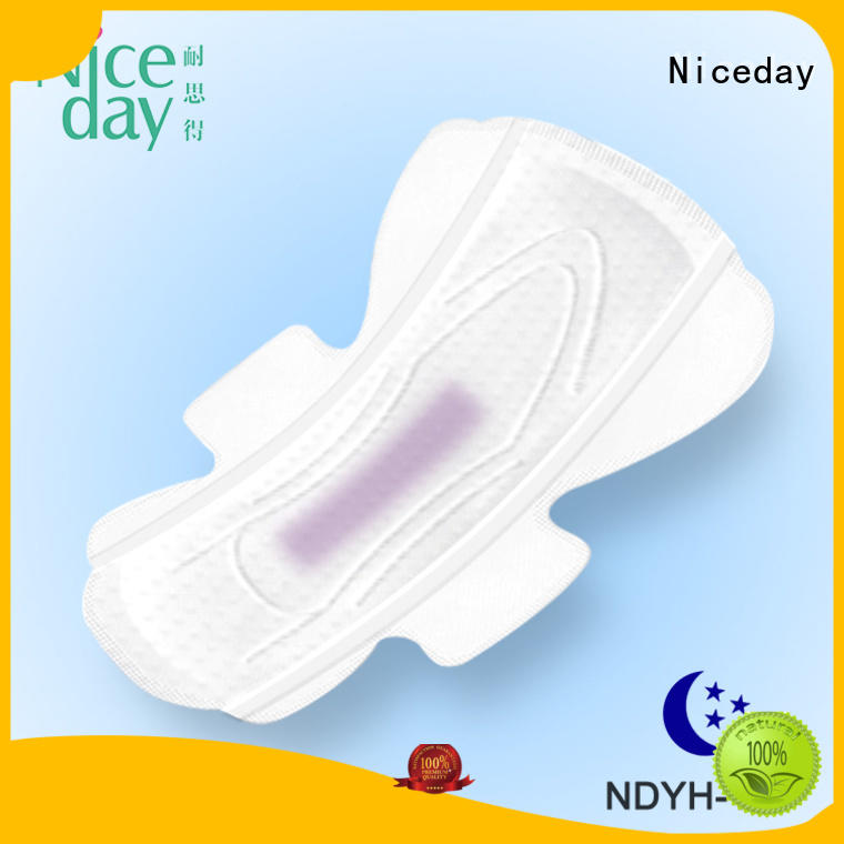 absorbent menstrual pads low stereoscopic for period