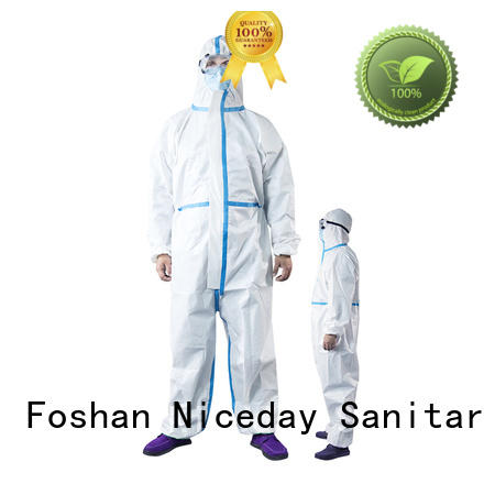 great disposable protective wear company for hospital