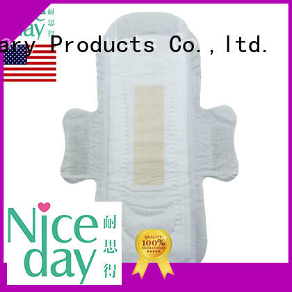 Niceday luxury ladies pad absorbtion for ladies