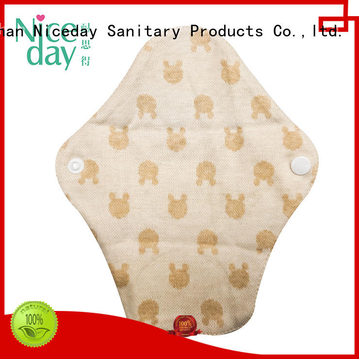 Niceday bamboo sanitary napkins brands famous for ladies