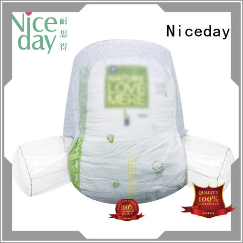 Niceday surperior diaper brands natural for baby girl