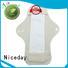 Niceday organic reusable feminine pads padsdiapers