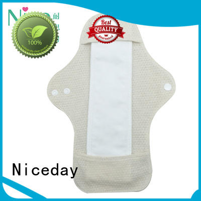 Niceday organic reusable feminine pads padsdiapers