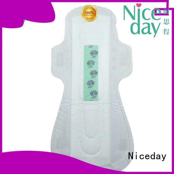 OEM anion sanitary pad super dry ladies sanitary pads with baby special fabric ND20181-26-4-Niceday