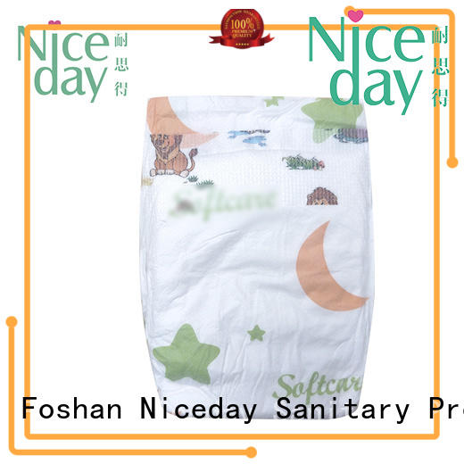 Niceday leak-proof best diapers nappies for baby boy