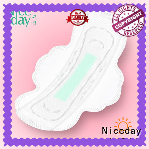 Niceday secret menstrual products bamboo for ladies