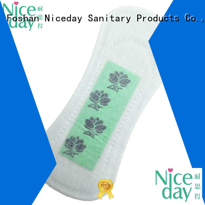 Niceday long thin pads for periods liner for period