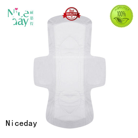 Niceday absorbent menstrual pads sunny for women