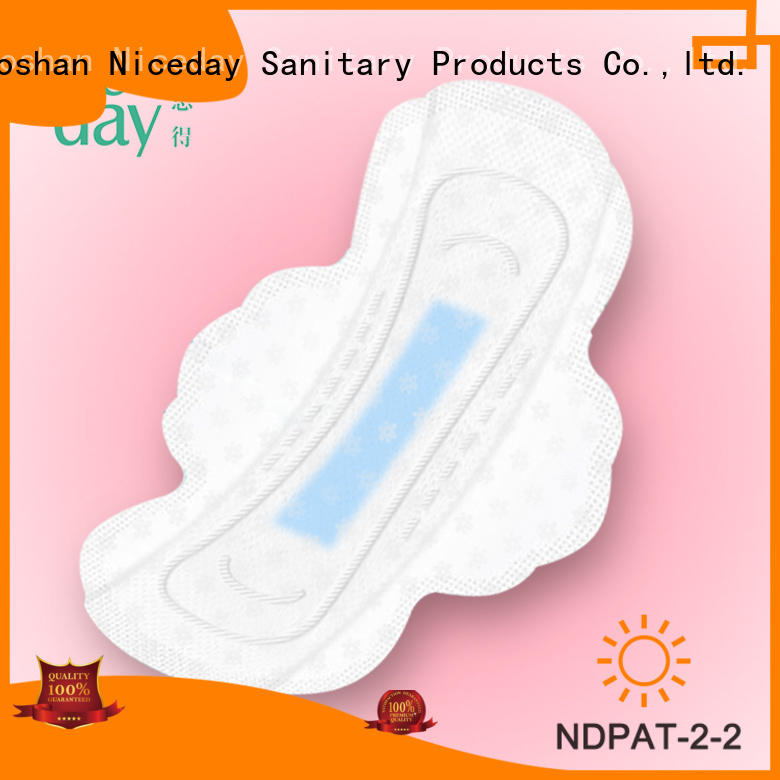 Niceday pads period pad use waterproof for ladies