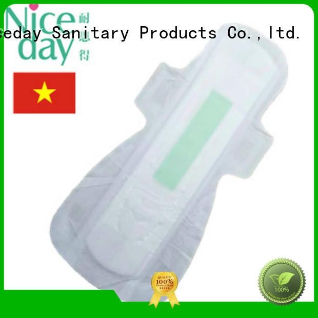 anion best napkin pads diaper for feminine Niceday