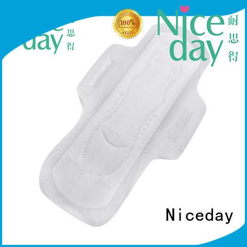 Niceday sanitary girls pad perimeter for feminine