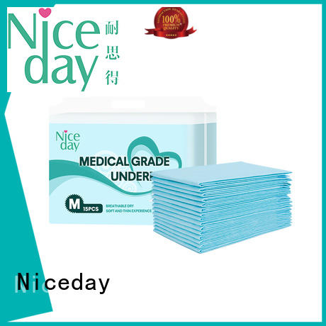 Niceday adult bed wetting pads inquire for baby
