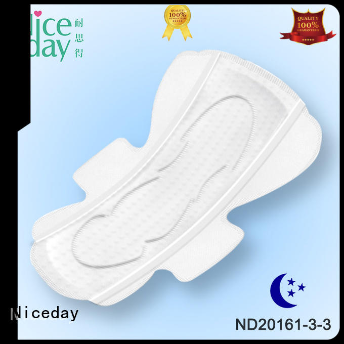niceday female pads brands name for girls