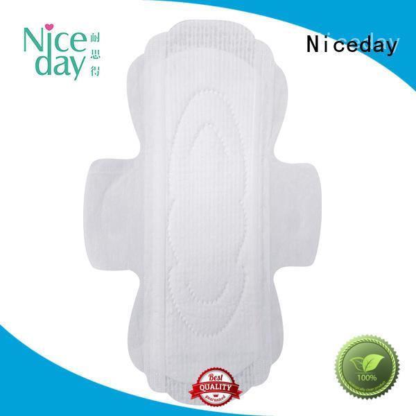 Niceday comfortable eco friendly menstrual products waterproof for feminine