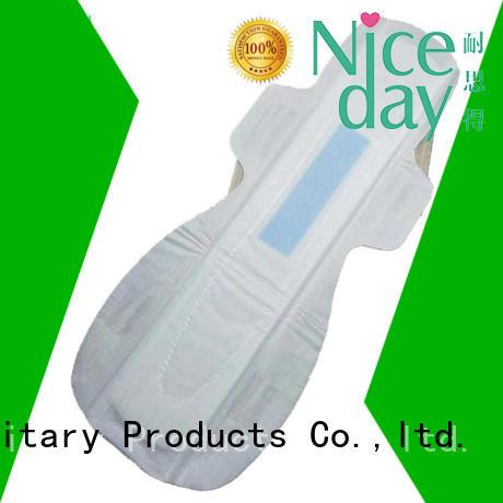 Niceday bulk women's sanitary pads cherish for ladies