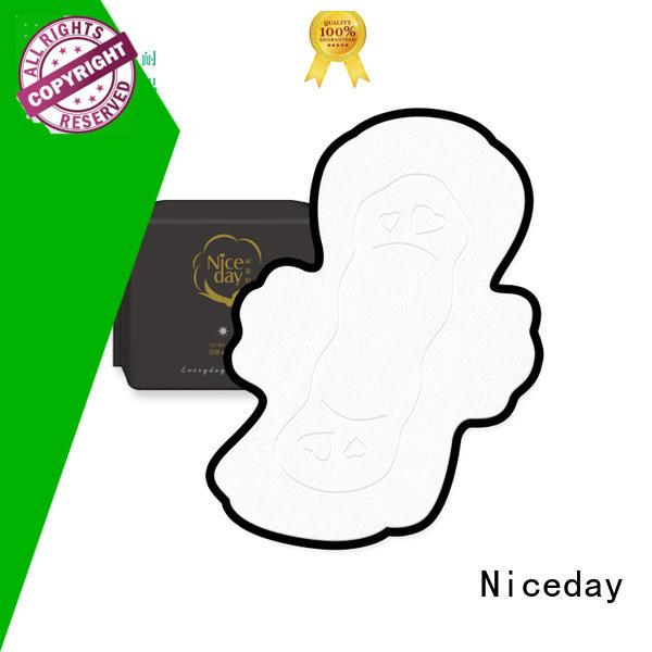 Niceday quality cotton sanitary pads doctor for feminine