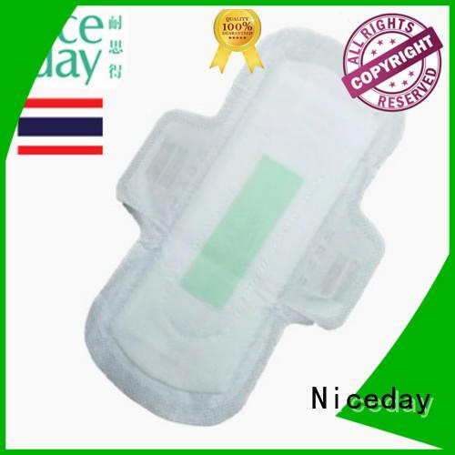 Niceday quality ultra thin sanitary napkin sleeping for women