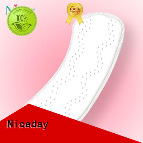 breathable female pads feeling absorbtion for girls