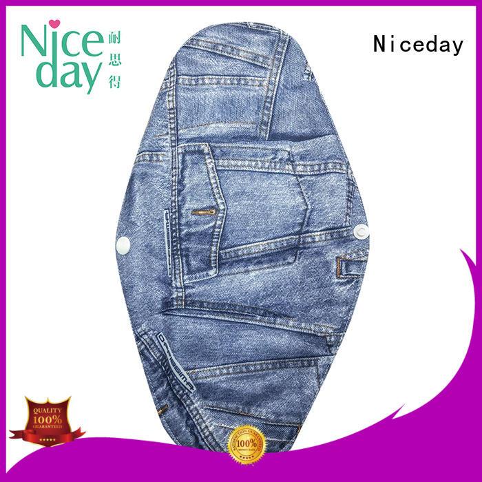 Niceday reusable reusable sanitary napkins feminine for girl