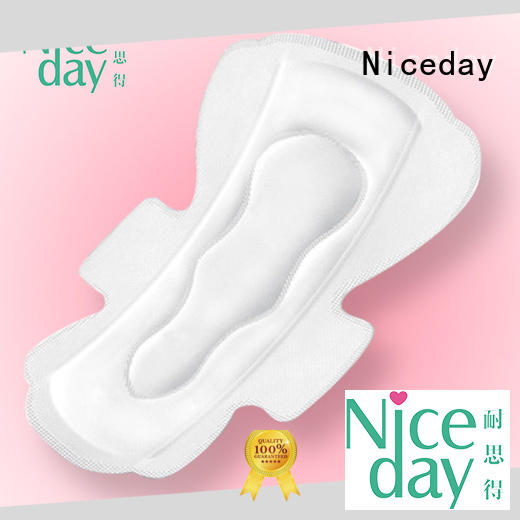 Niceday quality ladies napkin angel for feminine